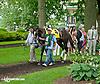 Broomsage before The Delaware Oaks (gr 2) at Delaware Park on 7/13/13