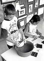 Primary school Nottingham UK 1992