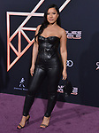 "Julia Kelly 076 attends the premiere of Columbia Pictures' ""Charlie's Angels"" at Westwood Regency Theater on November 11, 2019 in Los Angeles, California."