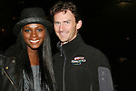 One Life to Live's Tika Sumpter poses with Olympic champion skater Todd Eldredge at the 2009 Skating with the Stars - a benefit gala for Figure Skating in Harlem on April 6, 2009 at Wollman Rink, Central Park, NYC, NY. (Photo by  Sue Coflin/Max Photos)