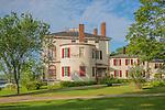 Castle Tucker in Wiscasset, Maine, USA