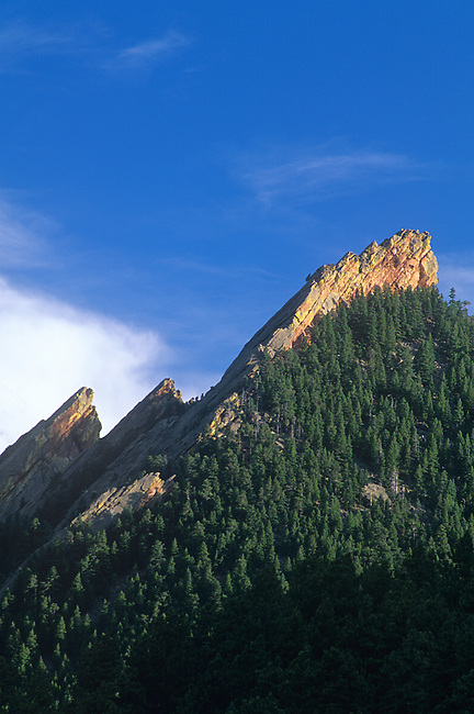 First Flatiron, Boulder, Colorado