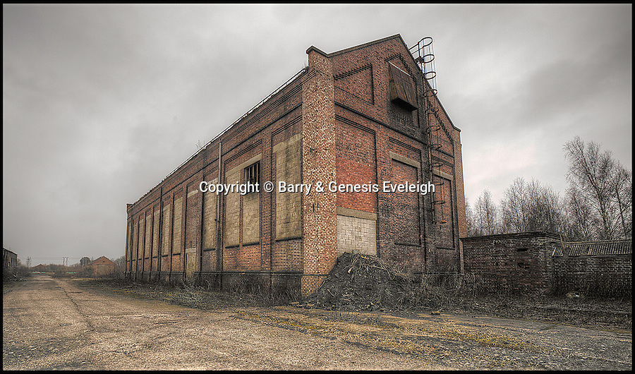 BNPS.co.uk (01202 558833)<br /> Pic: Barry&GenesisEveleigh/BNPS<br /> <br /> Snowdown Colliery, near Dover has been disused since 1987.<br /> <br /> Loving owners are being sought for hundreds of historic but crumbling buildings across Britain in a desperate bid to prevent them from being lost forever.<br /> <br /> A host of long-forgotten properties from all over the country feature in a newly-compiled 'lonely hearts' list of once-great places which have fallen into disrepair.<br /> <br /> The neglected buildings urgently in need of new owners include listed country piles, cottages and farmhouses, churches and chapels, pubs, shops, a former rifle range and even an WWII anti-aircraft supply depot.<br /> <br /> One hundred dilapidated and threatened buildings have been chronicled in a new book called Falling in Love published by campaign group Save Britain's Heritage in the hope of attracting buyers for them.