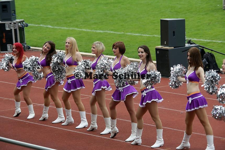 Cheerleader von Frankfurt Universe