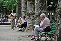 07/05/11 - VICHY - ALLIER - FRANCE - Dans les Parcs a Vichy - Photo Jerome CHABANNE