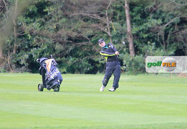 Brendan O'Brien (Headfort) during the Headfort Scratch Cup, Kells, Co Meath 21/4/13.Picture: Thos Caffrey www.golffile.ie...
