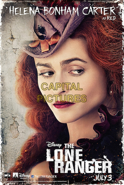POSTER ART<br /> in The Lone Ranger (2013) <br /> *Filmstill - Editorial Use Only*<br /> CAP/FB<br /> Image supplied by Capital Pictures