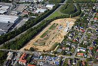 Schröders Koppel: EUROPA, DEUTSCHLAND, SCHLESWIG HOLSTEIN, (GERMANY), 03.05.2014: Wohnungsbau Oher Weg, Haidkoppelweg,