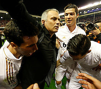 athletic club - real madrid, 2 mayo 2012, la liga, spain