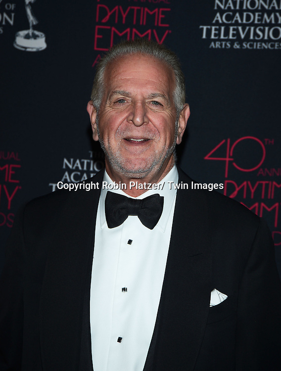 Rich Frank attends the 40th Annual Daytime Creative Arts Emmy Awards on June 14, 2013 at the Westin Bonaventure Hotel in Los Angeles, California.