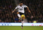31st October 2017, Craven Cottage, London, England; EFL Championship football, Fulham versus Bristol City; Ryan Fredericks of Fulham in action