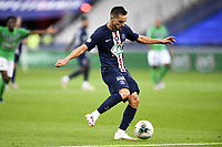 24th July 2020, Stade de France, Paris, France; French football Cup Final, Paris Saint Germain versus  St Ertienne;  19 PABLO SARABIA (PSG)
