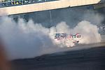 #2 Brad Keselowski  during NASCAR's Burnout Blvd. Driven By Goodyear