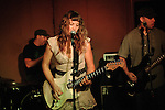 06 June 2010 -- The Kinetiks play at Duffy's Tavern in Lincoln, Neb on June 6, 2010. The Kinetiks, an indie rock band from Lawrence, Kansas are comprised of Spencer Goertz-Giffen, Rani Waugh, Phil Gratz, and Jason Kniep. PHOTO/Daniel Johnson (Copyright 2010 Daniel Johnson)