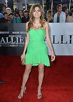 LOS ANGELES, CA. November 9, 2016: Actress Blanca Blanco at a special fan screening for &quot;Allied&quot; at the Regency Village Theatre, Westwood.<br /> Picture: Paul Smith/Featureflash/SilverHub 0208 004 5359/ 07711 972644 Editors@silverhubmedia.com