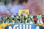Independiente Medellín venció como local 1-0 a Atlético Nacional. Fecha 10 Liga Águila II-2017.