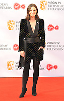 Charlotte Riley at the Virgin TV British Academy (BAFTA) Television Awards 2018, Royal Festival Hall, Belvedere Road, London, England, UK, on Sunday 13 May 2018.<br /> CAP/CAN<br /> &copy;CAN/Capital Pictures
