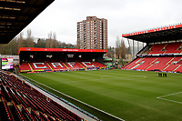 General view of Charlton Athletic FC showing the Jimmy Seed Stand (Away End) during Charlton Athletic vs Oxford United, Sky Bet EFL League 1 Football at The Valley on 3rd February 2018