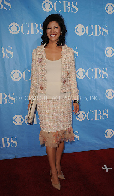 WWW.ACEPIXS.COM . . . . . ....May 20 2009, New York City....TV personality Julie Chen at the 2009 CBS Upfront at Terminal 5 in Manhattan on May 20, 2009 in New York City.....Please byline: KRISTIN CALLAHAN - ACEPIXS.COM.. . . . . . ..Ace Pictures, Inc:  ..tel: (212) 243 8787 or (646) 769 0430..e-mail: info@acepixs.com..web: http://www.acepixs.com