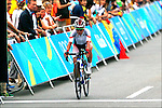 Eri Yonamine (JPN),<br /> AUGUST 7, 2016 - Cycling :<br /> Women's Road Race at Fort Copacabana during the Rio 2016 Olympic Games in Rio de Janeiro, Brazil. (Photo by Yuzuru Sunada/AFLO)