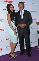 16 July 2016 - Pacific Palisades, California. Ashley Laverne Jackson, Jesse Jackson. Arrivals for HollyRod Foundation's 18th Annual DesignCare Gala held at Private Residence in Pacific Palisades. Photo Credit: Birdie Thompson/AdMedia