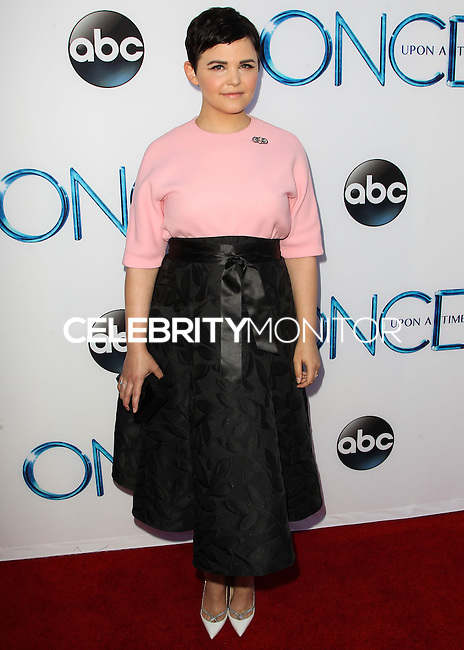 HOLLYWOOD, LOS ANGELES, CA, USA - SEPTEMBER 21: Ginnifer Goodwin arrives at the Los Angeles Screening Of ABC's 'Once Upon A Time' Season 4 held at the El Capitan Theatre on September 21, 2014 in Hollywood, Los Angeles, California, United States. (Photo by Celebrity Monitor)