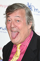 Stephen Fry<br /> arriving for the Giving Mind Media Awards 2017 at the Odeon Leicester Square, London<br /> <br /> <br /> ©Ash Knotek  D3350  13/11/2017