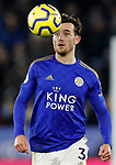 Ben Chilwell of Leicester City during the Premier League match against Everton at the King Power Stadium, Leicester. Picture date: 1st December 2019. Picture credit should read: Darren Staples/Sportimage