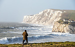 2018-01-03 - Storm Eleanor at Freshwater Bay