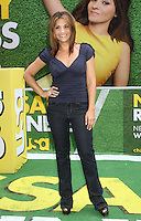 June 05, 2012: Callie Thorne promotes the 2nd season of USA network's Necessary Roughness at the USA End Zone Dance contest at Times Square in New York City. © RW/MediaPunch Inc. ***NO GERMANY***NO AUSTRIA***