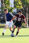 El Segundo, CA 02/04/10 - unidentified El Segundo player and \t23\ in action during the El Segundo - Torrance league game, El Segundo defeated Torrance with a late minute goal in the second overtime period.