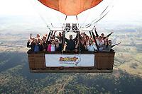 20151107 November 07 Hot Air Balloon Gold Coast