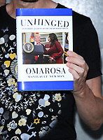 AUG 14 Omarosa Manigault Newman at The Daily Show with Trevor Noah