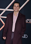 "Jake T. Austin 109 attends the premiere of Columbia Pictures' ""Charlie's Angels"" at Westwood Regency Theater on November 11, 2019 in Los Angeles, California."