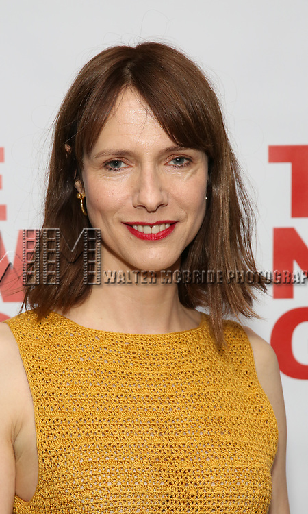 Dolly Wells attends the World Premiere of Hamish Linklater's 'The Whirligig' at Green Fig's Social Drink and Food Club Terrace on May 21, 2017 in New York City.