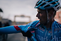 Kevin Pauwels (BEL/Marlux-Bingoal) after finishing<br /> <br /> GP Mario De Clercq / Hotond cross 2018 (Ronse, BEL)