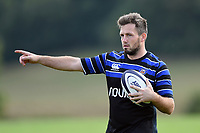 Darren Allinson of Bath Rugby. Bath Rugby pre-season training on August 14, 2018 at Farleigh House in Bath, England. Photo by: Patrick Khachfe / Onside Images