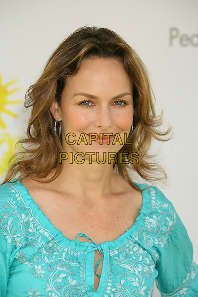 "MELORA HARDIN.""A Time For Heroes"" Sponsored by Disney to Benefit the Elizabeth Glaser Pediatric AIDS Foundation held at Wadsworth Theater, Westwood, California, USA,.10 June 2007..portrait headshot.CAP/ADM/RE.©Russ Elliot/AdMedia/Capital Pictures."