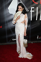 HOLLWOOD, CA - October 08: María Conchita Alonso, At 4th Annual CineFashion Film Awards At On El Capitan Theatre In California on October 08, 2017. Credit: FayeS/MediaPunch
