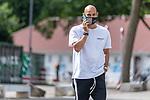 07.07.2020, Trainingsgelaende am wohninvest WESERSTADION,, Bremen, GER, 1.FBL, Werder Bremen - der Tag nach Heidenheim, im Bild<br /> <br /> <br /> Ömer / Oemer Toprak (Werder Bremen #21)<br /> <br /> <br /> <br /> Foto © nordphoto / Kokenge