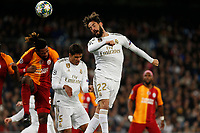 Real Madrid CF's Isco Alarcon  during UEFA Champions League match, groups between Real Madrid and Galatasaray SK at Santiago Bernabeu Stadium in Madrid, Spain. November, Wednesday 06, 2019.(ALTERPHOTOS/Manu R.B.)<br /> Champions League 2019/2020  <br /> Real Madrid - Galatasaray<br /> Foto Alterphotos / Insidefoto <br /> ITALY ONLY