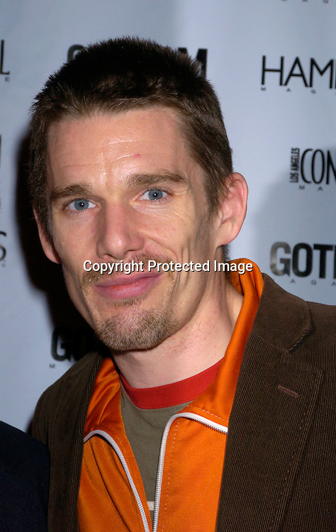 Ethan Hawke ..at the Gotham and LA Confidential' s Magazines anniversary on February 5, 2004 at Gotham Hall. Photo by ..Robin Platzer, Twin Images