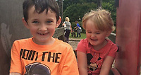 "Pictured: Cody (L) and Lilly (R) the tow children of Leanne Davies with husband Andrew Watkins<br /> Re: A devoted mum died of suspected sepsis just hours after saying she was feeling on top of the world.<br /> Leanne Davies, 35, had been for a job interview and came home ""bouncing"" because it went so well.<br /> But her husband Andrew, 51, found her dead in bed just two hours later.<br /> Trained first-aider Andrew frantically gave her CPR until an ambulance arrived but she couldn't be saved.<br /> The death of the tragic mother-of-two is being linked to sepsis and she had been diagnosed with the killer illness five weeks earlier.<br /> Leanne became ill after bumping her arm on a dishwasher at the old people's home where she worked.<br /> The joint became red and swollen and she was given antibiotics for sepsis after being referred to hospital for specialist treatment.<br /> It improved but Leanne went back for another course of the tablets just four days before she died."