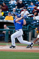 David Naradowski - 2009 Kansas Jayhawks playing against the Arizona State Sun Devils at Surprise Stadium - 03/15/2009.Photo by:  Bill Mitchell/Four Seam Images..