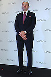 Roberto Macchia, Oct 21, 2015 : MAX&Co. Japan President and Representative Director, Roberto Macchia attends the MAX&Co. event in Tokyo, Japan on October 21, 2015. (Photo by Pasya/AFLO)