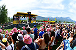 Sign on for Stage 19 of the 104th edition of the Tour de France 2017, running 222.5km from Embrun to Salon-de-Provence, France. 21st July 2017.<br /> Picture: ASO/Alex Broadway | Cyclefile<br /> <br /> <br /> All photos usage must carry mandatory copyright credit (&copy; Cyclefile | ASO/Alex Broadway)