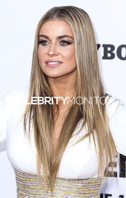 WESTWOOD, CA - JUNE 03: Carmen Electra attends Columbia Pictures' 'This Is The End' premiere at Regency Village Theatre on June 3, 2013 in Westwood, California. (Photo by Celebrity Monitor)