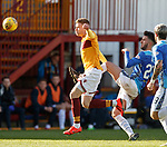 30.03.2019 Motherwell v St Johnstone: Chris Cadden and Sean Goss