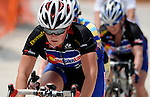 May 29, 2010: Colorado Bike-Law's Kate Schreider in action during the Superior Morgul Classic's Summit Criterium Women's Pro 1,2 race, Superior, Colorado.