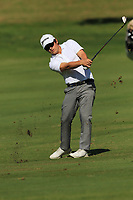 Darius Van Driel (NED) on the 5th fairway during Round 1 of the Challenge Tour Grand Final 2019 at Club de Golf Alcanada, Port d'Alcúdia, Mallorca, Spain on Thursday 7th November 2019.<br /> Picture:  Thos Caffrey / Golffile<br /> <br /> All photo usage must carry mandatory copyright credit (© Golffile | Thos Caffrey)